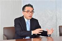 あおぞら銀行の谷川社長「来年度、ネットでも有人店舗と同じ品ぞろえ」