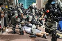 香港国安法に「深い懸念」 日米豪防衛相が共同声明