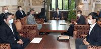 野党、衆参・災害対策委の開催を要請 河井前法相には辞職求める
