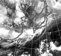 梅雨前線北上、大雨の恐れ 西日本と東日本