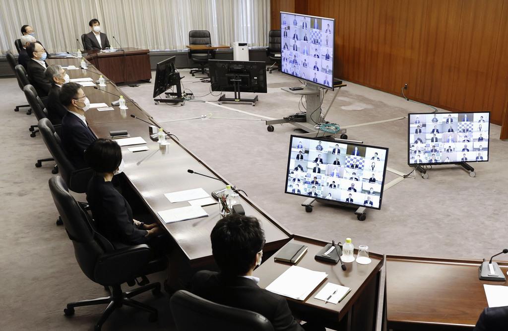 日本経済「極めて厳しい」 支店長会議で日銀総裁 豪雨の影響も…