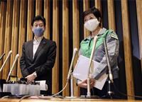 「夜の街」感染増対策、10日に決定 西村担当相と小池知事が協議