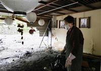 豪雨被害の九州北部、被災者ら泥まみれの朝に青空無情