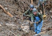 死者57人、不明者捜索続く 九州豪雨、各地で被害