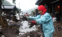 スーパーボランティア尾畠さん、地元・大分で被災地支援