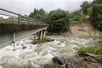 九州豪雨、不明者捜索続く 土砂災害危険性なお高く