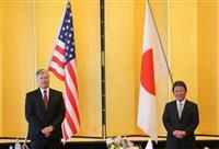 茂木外相、ビーガン氏と北朝鮮情勢めぐり協議