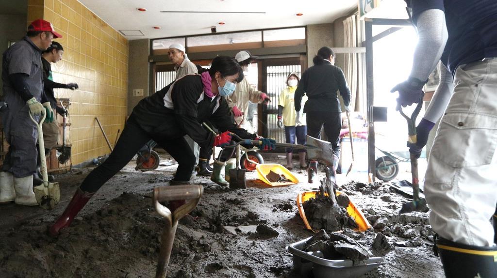 被災1週間、前線なお活発 九州の豪雨、死者63人  - 産経ニュース