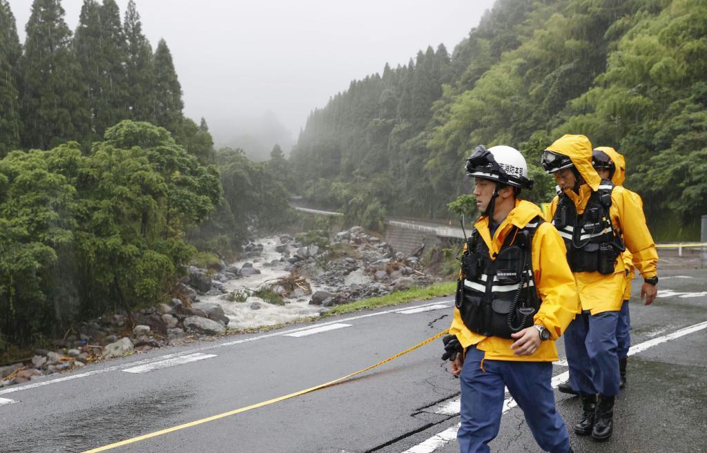 九州豪雨、住宅被害1万棟超える さらに増加、あすにかけ再び大…