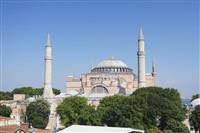 ユネスコ トルコ大統領のアヤソフィア「モスク化」で遺憾表明 世界遺産委員会で審査も