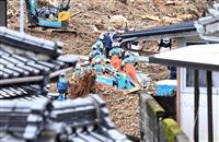 九州豪雨の被災地で清掃活動本格化 死者65人