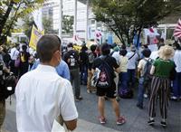 条例違反ヘイトを監視 川崎市、施行後初の街宣