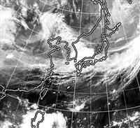 東・西日本で大雨の恐れ 気象庁、災害警戒呼び掛け