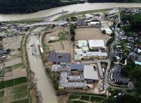 氾濫確認105河川 土砂災害は316件
