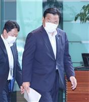 リニア提案拒否の静岡県と調整継続 赤羽国交相