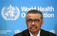感染1300万人超 WHO事務局長「誤った方向」と危機感
