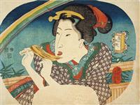 「おいしい浮世絵展」15日開幕 目で味わう江戸の食