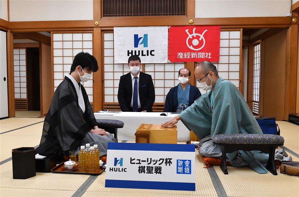 ヒューリック杯棋聖戦】藤井七段、初タイトルなるか 注目の第4局 ...