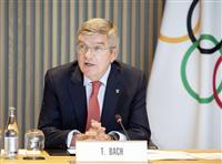 22年ユース五輪を26年に延期 IOCバッハ会長