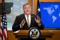 【北朝鮮核問題】ポンペオ国務長官、11月の米大統領選前の米朝首脳会談は「可能性低い」