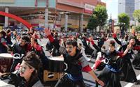 56万人動員の夏祭り「うらじゃ」中止も来年につなぐ地元愛