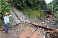 九州の鉄道復旧めど立たず 豪雨2週間