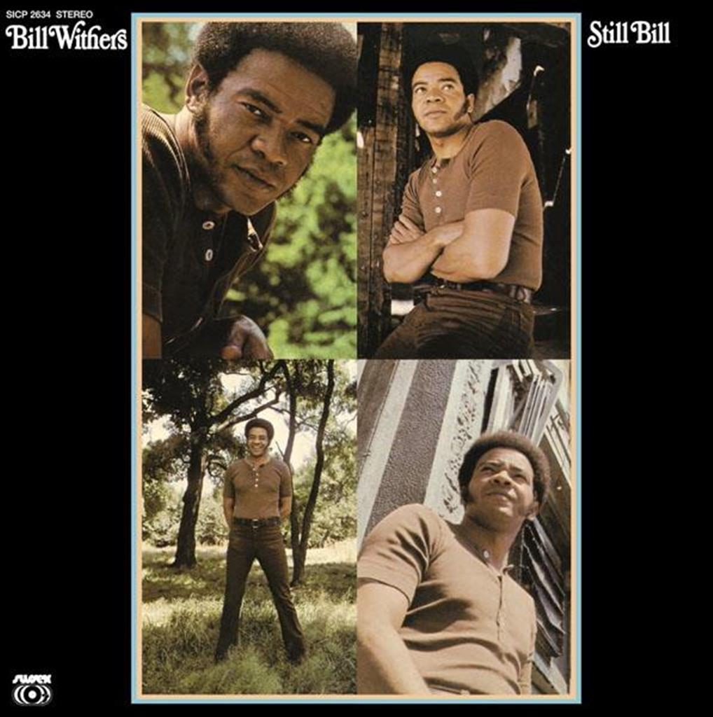 今の米国歌の代わり得る名曲と言われる「リーン・オン・ミー」を収録したビル・ウィザースの2作目のアルバム「スティル・ビル」
