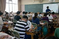 本当なら夏休みだけど…大阪府立高、コロナ影響で授業