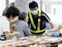 豪雨被災地支援「あの時の恩返しを」 神戸など被災経験職員も熊本入り