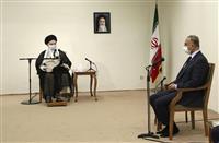 イランのハメネイ師、イラク首相に「米軍追放を」