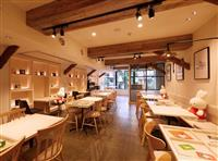 ミッフィーと食事 神戸にレストラン開店
