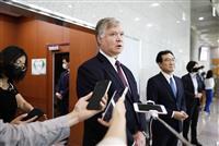 対北朝鮮で中国に不満 米高官、貿易削減は評価