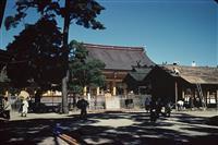 【100年の森 明治神宮物語】復興(4)日本建築の意匠凝らした新社殿
