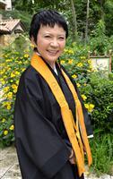 【一聞百見】ユーチューブで「癒やしの法話」 作家・僧侶、家田荘子さんの思い