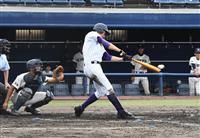 樹徳などシード2校、コールド勝ち 高校野球・群馬県大会1回戦