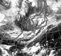 西・東日本で大雨の恐れ 26日にかけ、警戒呼び掛け