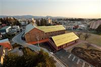 醸造から創造の場へ 街の記憶をつなぐ「弘前れんが倉庫美術館」の仕掛けとは…