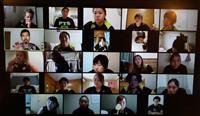 ラグビー15人制女子代表候補 オンラインで合宿開始