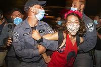 イスラエルで首相退陣要求デモ コロナ「第2波」防げず
