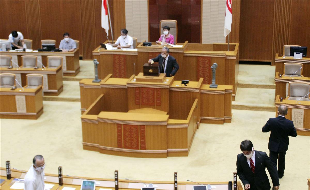 「尖閣周辺の安全確保を」 沖縄県議会、政府に意見書 - 産経ニュース