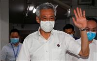 シンガポールのリー・シェンロン首相、5期目就任