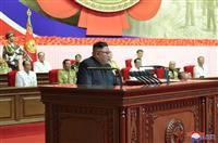 金正恩氏「核抑止力で永遠に国守る」 休戦67年で演説