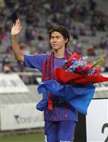 【サッカー通信】ロシア移籍の橋本拳人、FC東京との幸せな関係を励みに世界へ