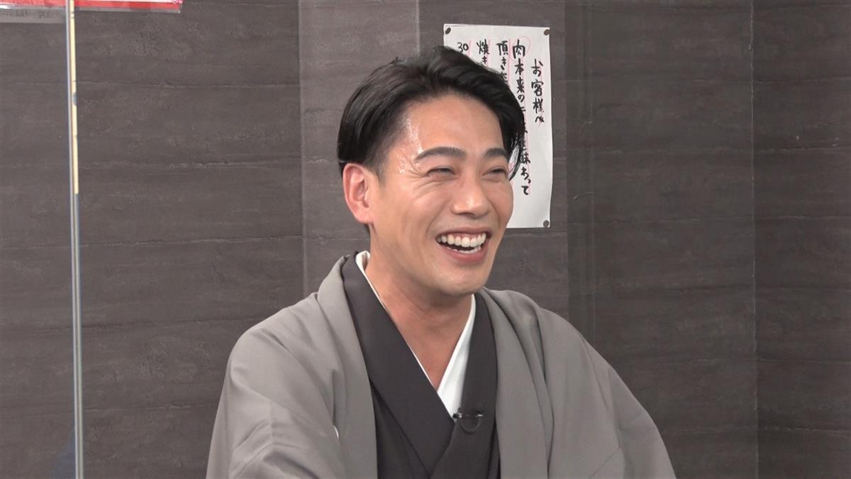 暴走族元総長の落語家、瀧川鯉斗「ダウンタウンなう」初登場