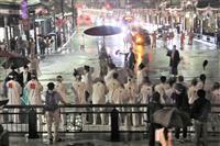コロナ下の祇園祭 1151年の歴史で初の神事「御神霊渡御祭」