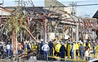 改修会社「ガス管触れず」 福島の爆発