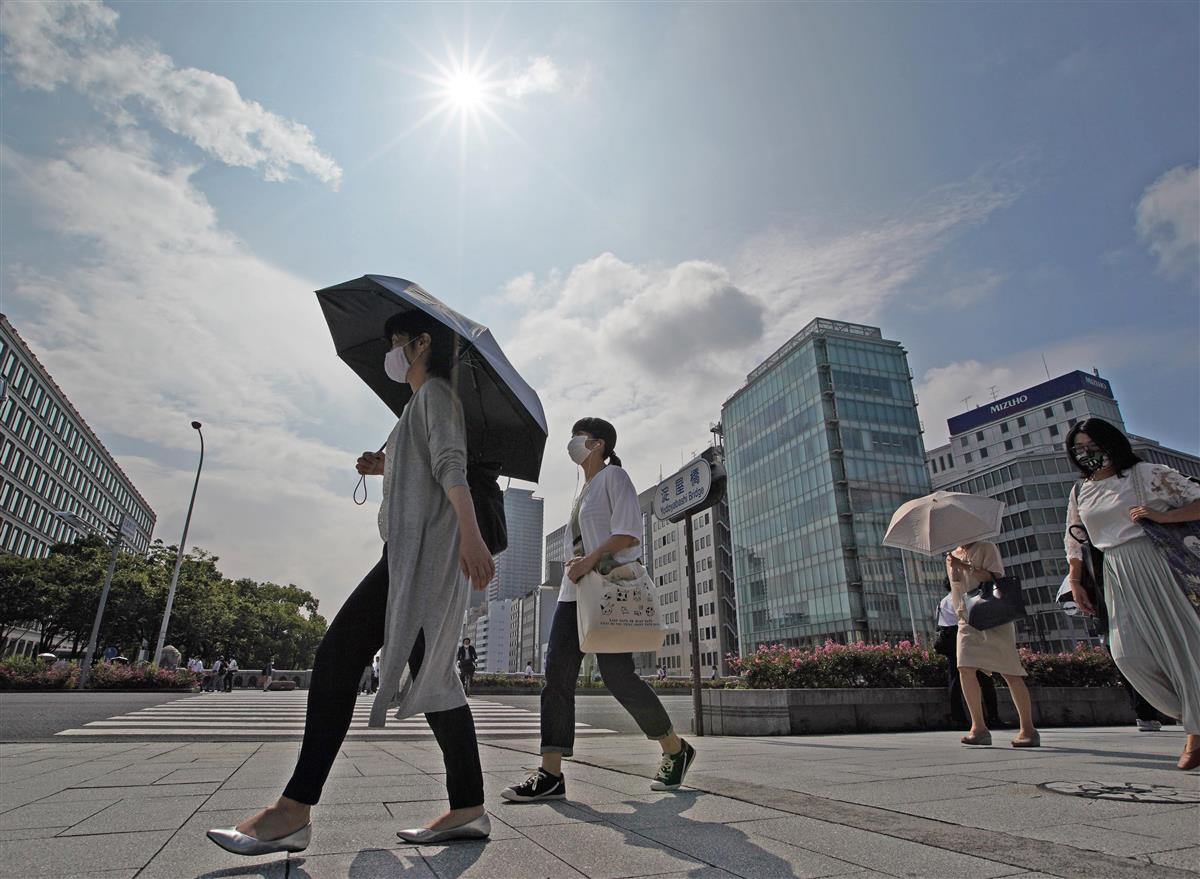 梅雨 いつ は 大阪 明け