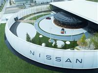 「ニッサンパビリオン」1日オープン コロナでも「非接触」で先進技術と安全性アピール