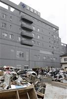 災害時に医療どう維持 九州豪雨で被災の施設「業務継続計画」に課題