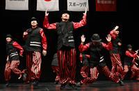 高校ダンス部選手権 大阪府勢10校全国切符